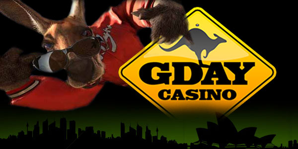 G'Day Online Casino