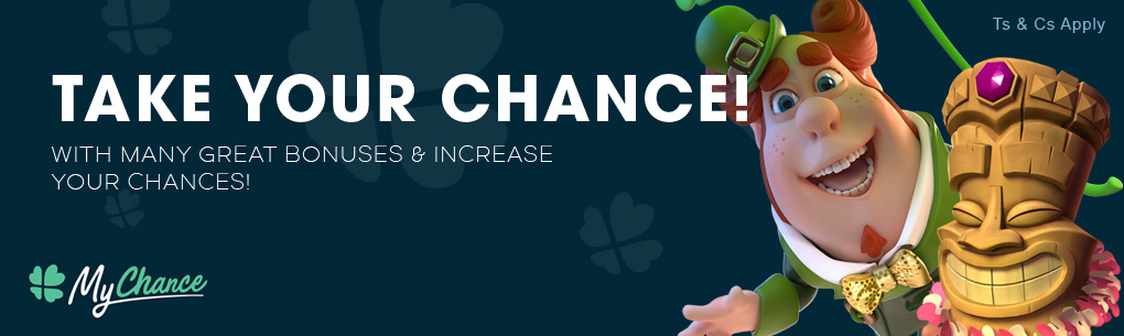 Take your chance at MyChance Casino
