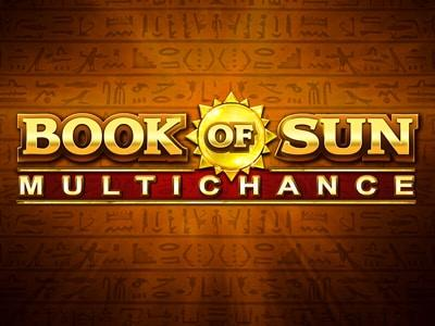 Book Of Sun Multichance Pokie