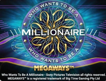Who Wants To Be A Millionaire Pokie