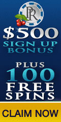 Platinum Reels Online Casino - $500 + 100 Free Spins Welcome Package