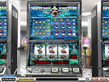 Play Neptunes Kingdom Online Pokies at Casino.com Australia