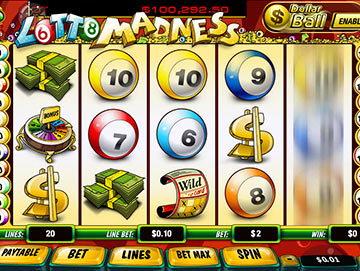 Play Lotto Madness Online Pokies at Casino.com Australia