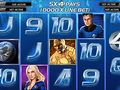 Fantastic Four Video Slot