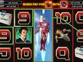 Iron Man Video Slot