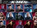 Marvel X-Men Video Slot