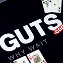 Whywait to play at Guts